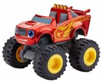 Fisher-Price® Nickelodeon Blaze and The Monster Machines Metallic Blaze Vehicle Toy