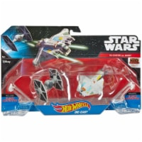 Hot Wheels Star Wars: Tie Fighter vs Ghost 2-Pack