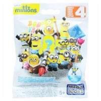 Despicable Me/ Minions Blind Pack Series 4 Buildable Figure - 1 ct