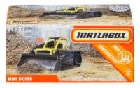 Mattel Matchbox® MBX Construction Mini Dozer