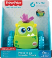 Fisher-Price® Press 'n Go Monster Truck - 1 ct