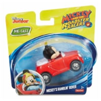 Fisher-Price® Disney Mickey and the Roadster Racers Mickey's Ramblin' Rover Vehicle - 1 ct