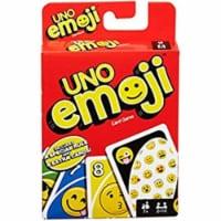 Uno Emoji Card Game - 1 ct