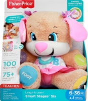 Fisher-Price® Laugh and Learn Smart Stages Sis Educational Toy