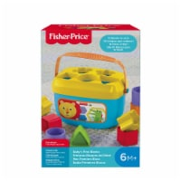 Fisher-Price® Brilliant Basics Baby's First Blocks