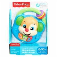 Fisher-Price® Laugh & Learn Sing & Learn Music Player - 1 ct