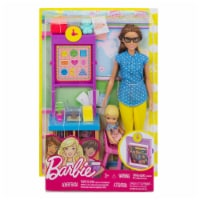 Mattel Barbie® Careers Teacher Doll Playset - Brunette - 1 ct