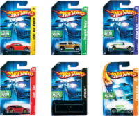 Mattel Hot Wheels® Basic Car - Assorted - Style and Color May Vary
