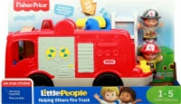 Fisher-Price® Little People Helping Others Fire Truck