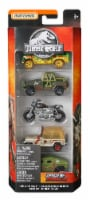 Mattel Matchbox® Jurassic World Die-Cast Toys