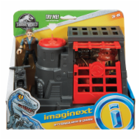 Fisher-Price® Imaginext Jurassic World Stygimoloch & Owen Action Figure Set