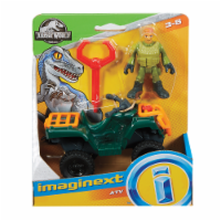 Fisher-Price® Imaginext Jurassic World ATV Technician Action Figure Set
