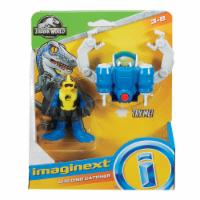 Fisher-Price® Imaginext Jurassic World Sub Dino Catcher Action Figure Set