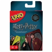Harry Potter UNO Card Game - 1