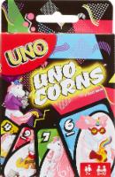 Mattel UNOcorns Card Game