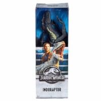 Mattel Jurassic World Basic Dino Blue