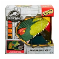 Mattel UNO Attack Jurassic World Card Game
