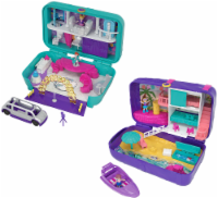Mattel Polly Pocket Hidden Places Playset - 1 ct / 13 x 10 in