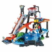 Mattel Hot Wheels® Ultimate Gator Car Wash Playset - 1 ct