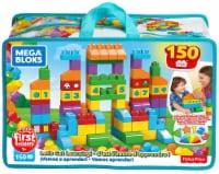 Fisher-Price® Mega Bloks® Let's Gets Learning Building Set