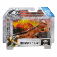 Mattel Jurassic World Attack Pack Stygimoloch Stiggy Action Figure - 1 ct