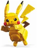 Mega Construx™ Pokemon Jumbo Pikachu Buildable Figure - 600 pc