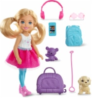 Barbie Chelsea Travel Doll Play Set