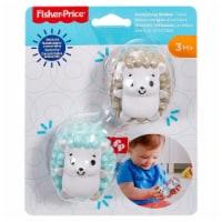 Fisher Price Hedgehog Shaker Twins Toy Set
