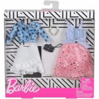Barbie Fashion, Stars and Denim,2 count