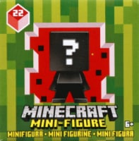 Mattel Minecraft Mini Figure Blind Box