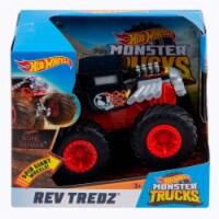 Mattel Hot Wheels® Rev Tredz Bone Shaker Monster Truck - 1 ct