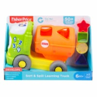 Fisher-Price® Sort & Spill Learning Truck - 1 ct