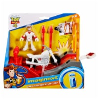 Fisher-Price® Toy Story 4 Duke Caboom Stunt Set