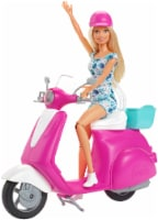 Mattel Barbie® Doll and Scooter Accessory - 1 ct