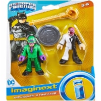 Fisher-Price® Imaginext DC Super Friends - The Riddler and Two Face Figures