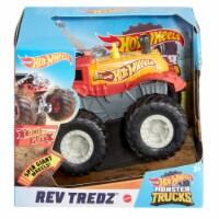 Mattel Hot Wheels® Rev Tredz Loco Punk Monster Truck - 1 ct
