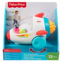 Fisher-Price® Pull Along Rocket - 1 ct