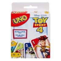 Disney PIXAR Toy Story 4 UNO Card Game - 1 ct