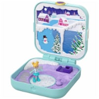 Polly Pocket Frosty Fairytale Set - 1 ct