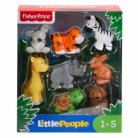 Fisher-Price® Little People Safari Animal Friends Toy
