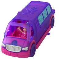 Mattel Polly Pocket Pollyville Party Limo