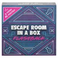 Escape Room In A Box Flashback The Game