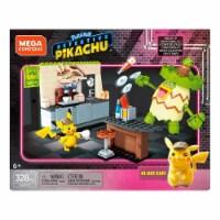 Mega Construx Pokemon Pikachu Hi Hat Cafe Building Set - 1 Unit