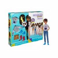 Mattel MTTGGT68 Creatable World Deluxe Character Kit Toys