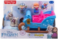 Fisher-Price® Little People Disney Frozen Kristoff's Sleigh