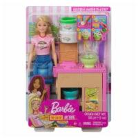 Mattel Barbie® Noodle Maker Doll and Playset