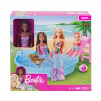Mattel Barbie® Doll and Pool Playset