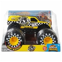 Hot Wheels Monster Trucks 1:24 Scale, Taxi