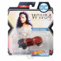 Mattel Hot Wheels® DC Wonder Woman Character Car - 1 ct