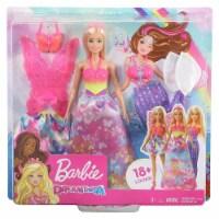 Barbie Dreamtopia Dress Up Fairy Mermaid Set - 1 Unit